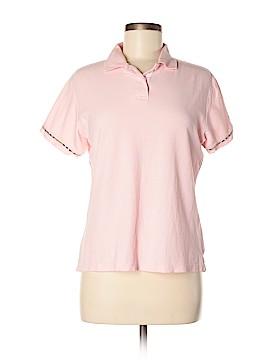 Burberry Golf Short Sleeve Polo Size M