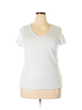 Maison Jules Short Sleeve T-Shirt Size XXL