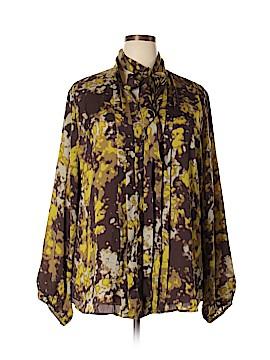 G by Giuliana Rancic Long Sleeve Blouse Size 3X (Plus)