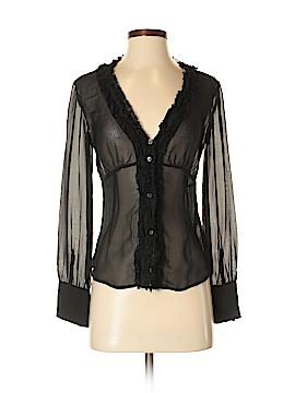 DKNY Silk Cardigan Size 2