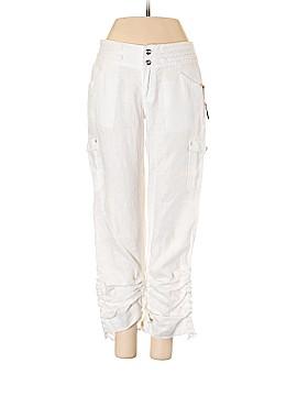 INC International Concepts Linen Pants Size 2 (Petite)
