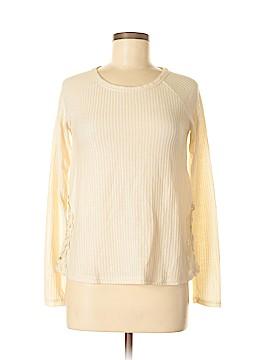 Elodie Long Sleeve Top Size M