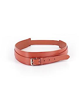 J. McLaughlin Leather Belt Size M