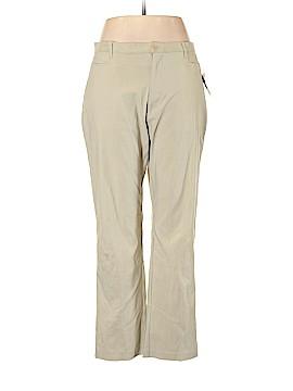 Faded Glory Casual Pants Size 16 (Petite)