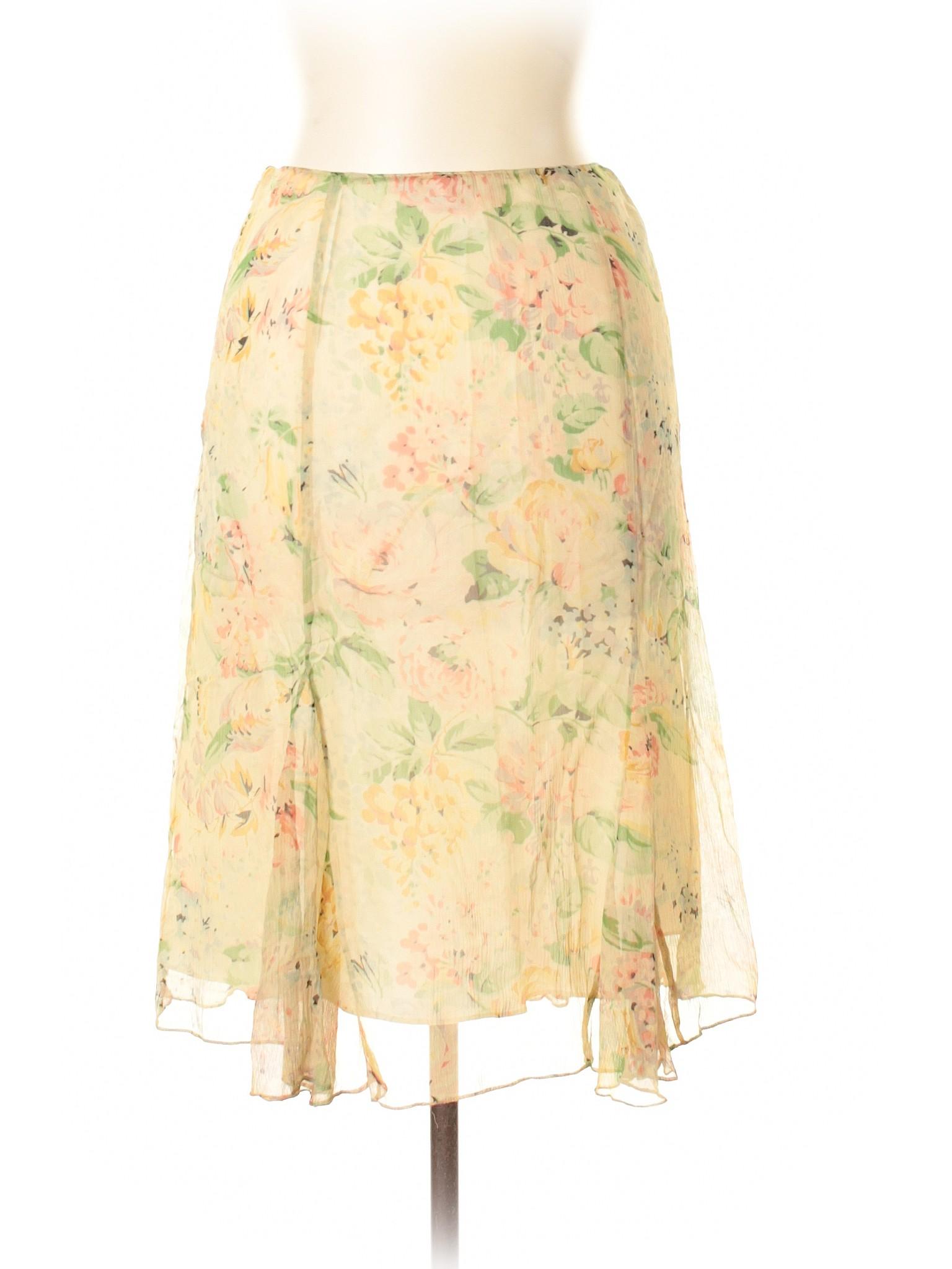 Skirt Silk Lauren Boutique Boutique Ralph Ralph Rnzqx1wPZ