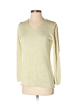 Neiman Marcus Silk Pullover Sweater Size XS