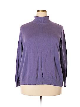 Lands' End Turtleneck Sweater Size 3X (Plus)