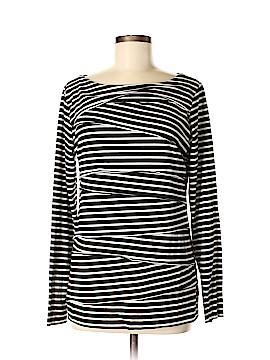 Linda Matthews Long Sleeve Top Size L