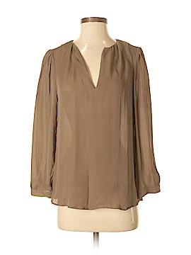 Joie Long Sleeve Silk Top Size 5