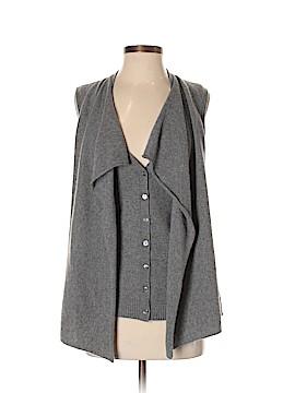 Velvet Cashmere Cardigan Size S