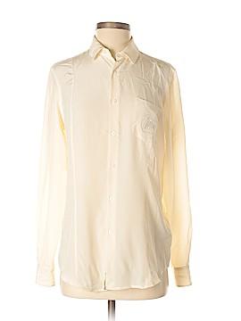 Faith Connexion Long Sleeve Silk Top Size XS