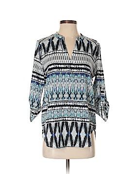 Dex 3/4 Sleeve Blouse Size S (Petite)