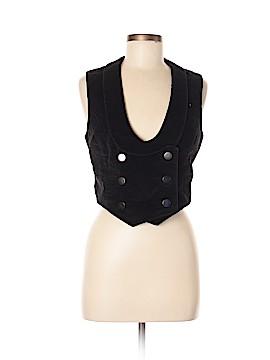 London Jean Tuxedo Vest Size M