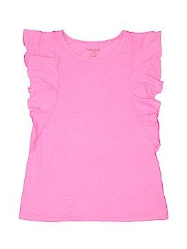 Cat & Jack Short Sleeve Top Size 10 - 12