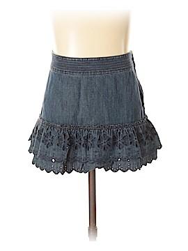Juicy Couture Denim Skirt 26 Waist