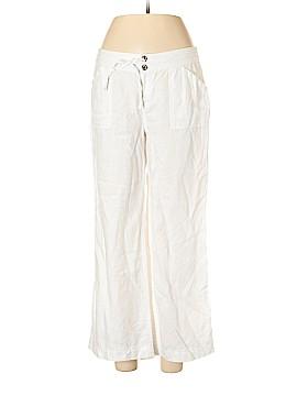 INC International Concepts Linen Pants Size 10 (Petite)