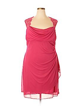 ILE New York Cocktail Dress Size 18 (Plus)