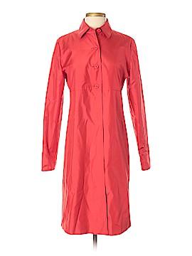 Linda Allard Ellen Tracy Trenchcoat Size 2