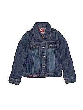Hello Kitty Denim Jacket Size 4T