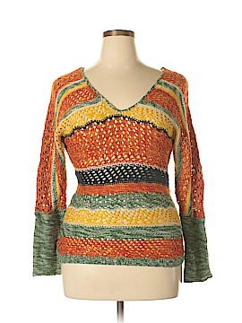 Lulumari Pullover Sweater Size L