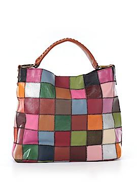 Stella & Max Leather Shoulder Bag One Size
