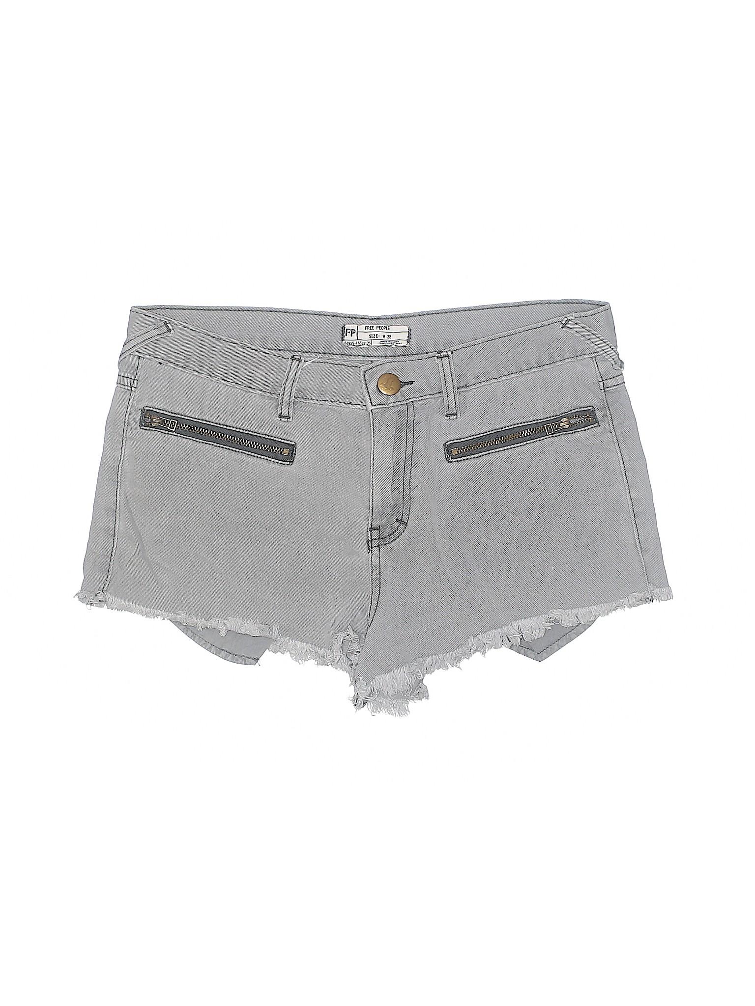 Boutique Shorts Boutique Free Free Denim People r5XOqr