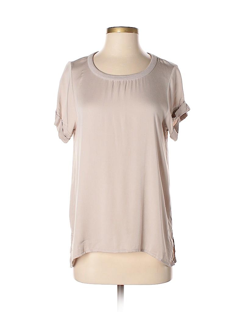 Michael Stars Women Short Sleeve Blouse Size XS
