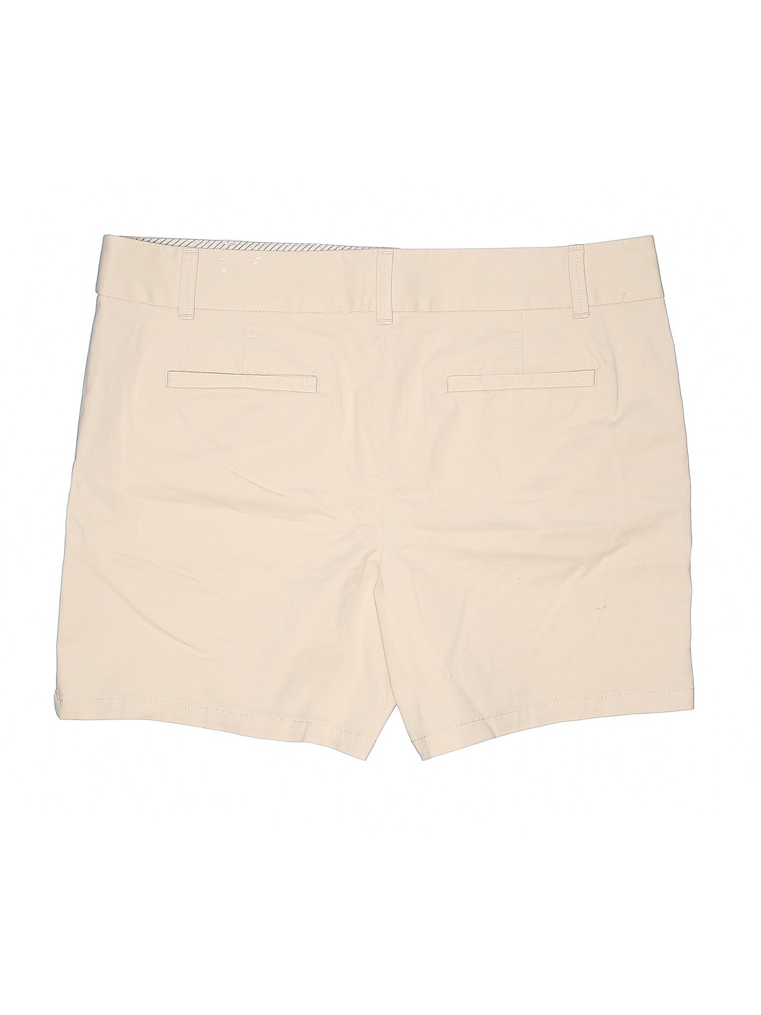 Khaki Shorts LOFT Taylor Boutique Ann PUqx6zx