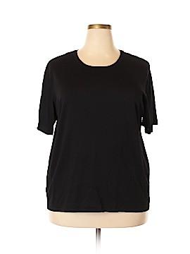 Erin London Short Sleeve Top Size 2X (Plus)