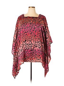 Maggie Barnes 3/4 Sleeve Blouse Size 22 - 24 Plus (Plus)