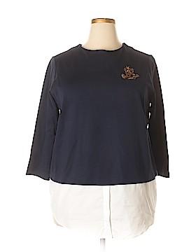 Ralph Lauren Long Sleeve Top Size 1X (Plus)