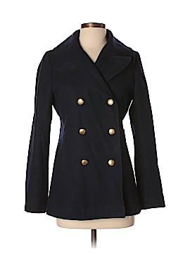 J. Crew Factory Store Wool Coat Size 4