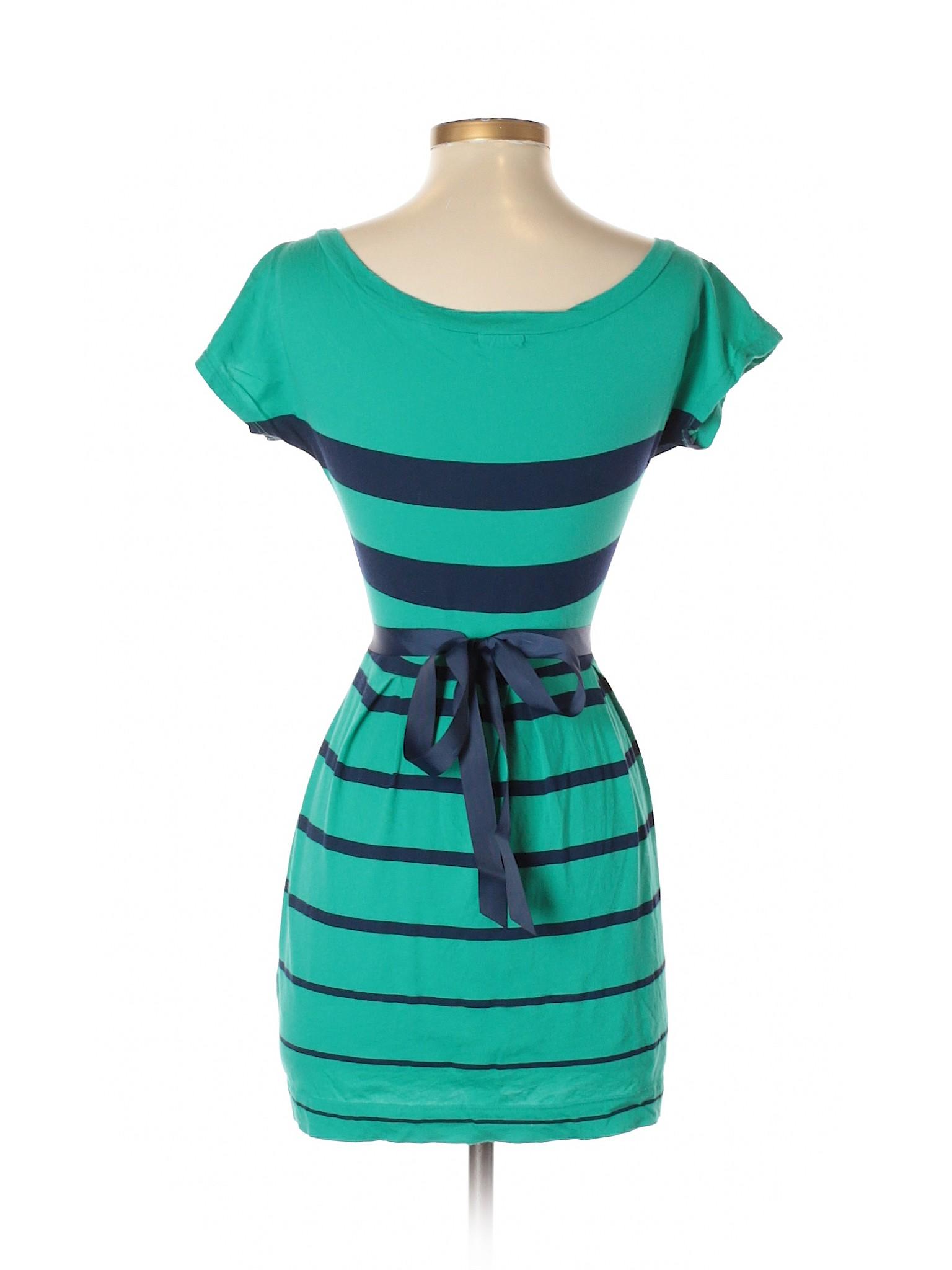 Boutique winter Casual Kimchi Dress Blue r6nwHCqdr