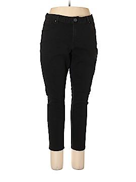 D. Jeans Jeggings Size 18W (Plus)