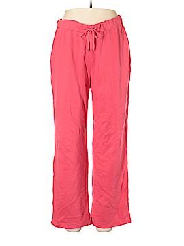 Jones New York Sport Sweatpants Size 1X (Plus)