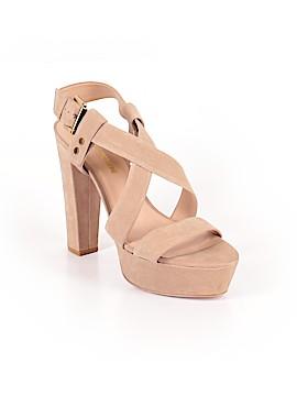 Pour La Victoire Heels Size 10