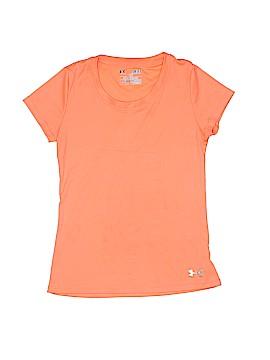 Under Armour Short Sleeve T-Shirt Size S (Kids)