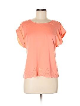 J. Crew Factory Store Short Sleeve Blouse Size 6 (Petite)