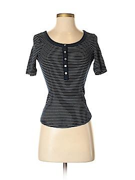 H&M L.O.G.G. Short Sleeve Henley Size XS