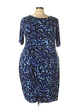 DressBarn Casual Dress Size 24 (Plus)