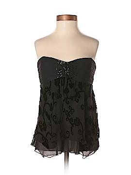 Express Sleeveless Silk Top Size 0