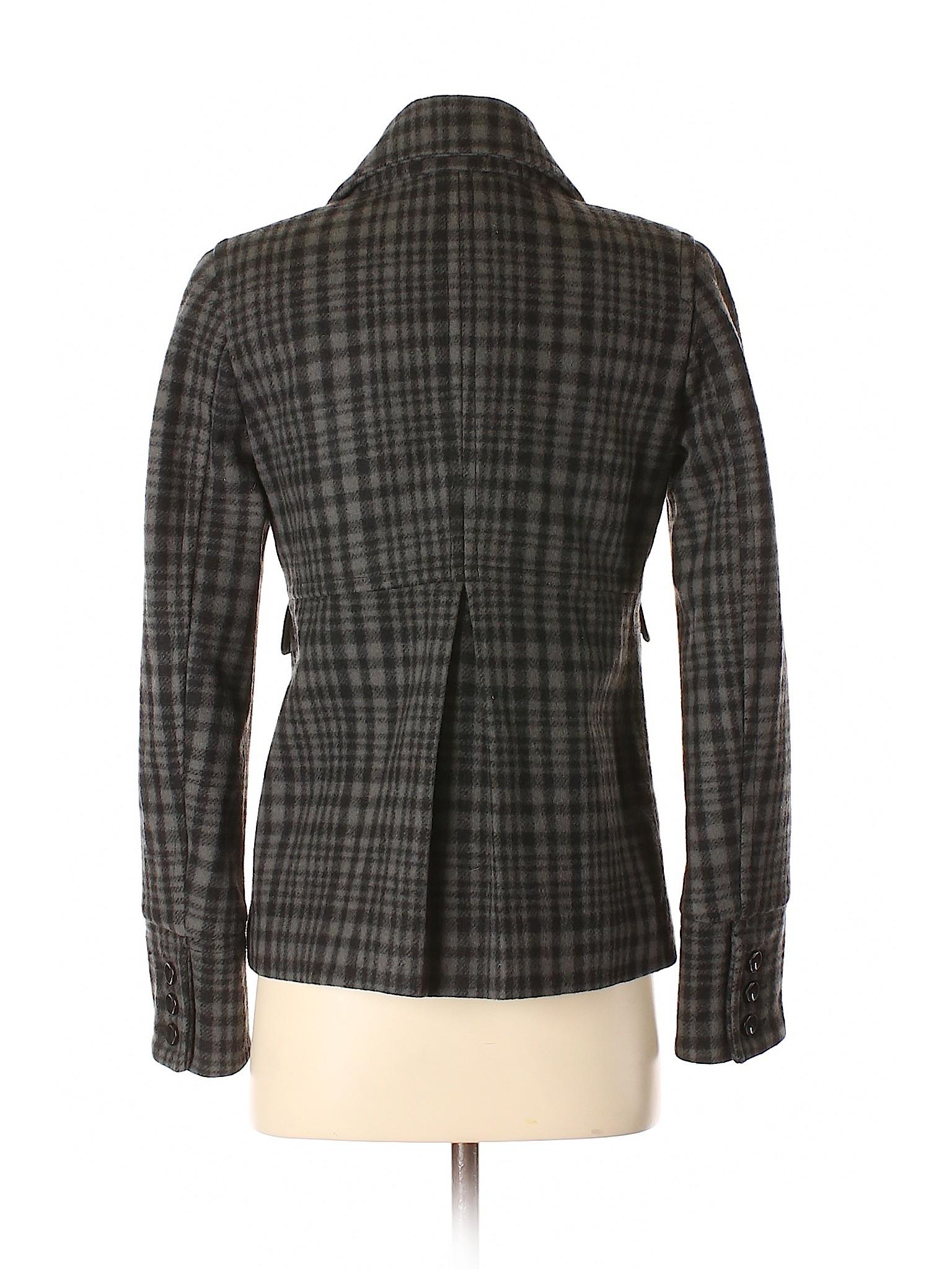 Old Coat Wool Leisure Navy winter S56qPwY