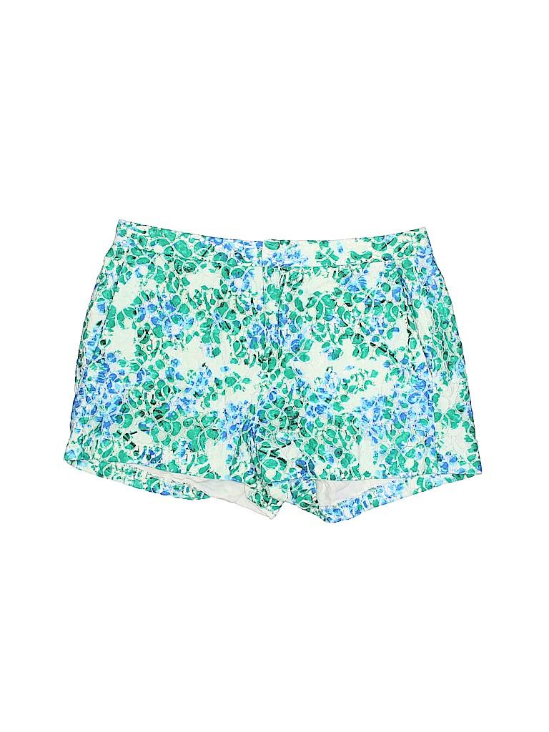 Madewell Women Khaki Shorts Size 0