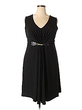 Midnight Velvet Cocktail Dress Size 18 (Plus)