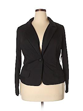 A.n.a. A New Approach Blazer Size 1X (Plus)