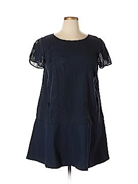 Crown & Ivy Casual Dress Size 1X (Plus)