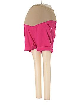 Three Seasons Maternity Denim Shorts Size M (Maternity)