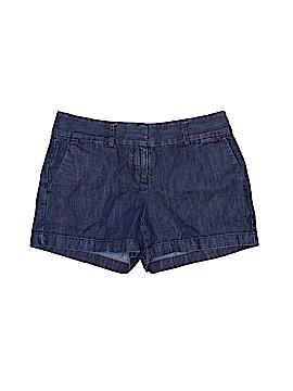 Ann Taylor LOFT Denim Shorts Size 0