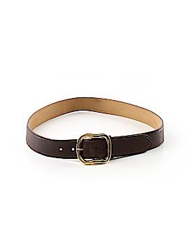 Prada Leather Belt Size S