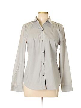 Apt. 9 Long Sleeve Button-Down Shirt Size 10